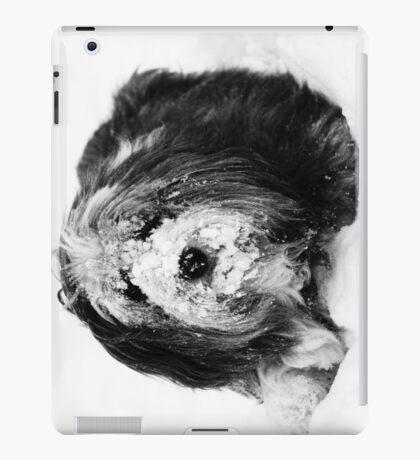 In the Snow iPad Case/Skin