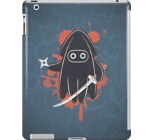 Ninja Ink iPad Case/Skin