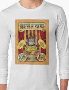 Death's Minstrel: Jolly Chimp Sideshow Banner Long Sleeve T-Shirt