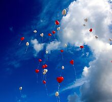 Heart Balloons by franceslewis