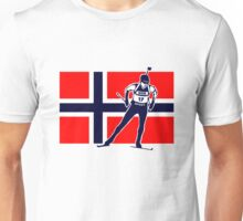 Norway Biathlon  Unisex T-Shirt
