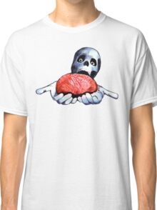 Brains! Live Brains! Classic T-Shirt