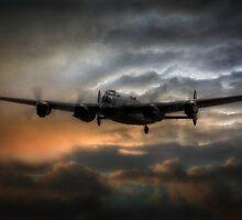 Lancaster Bomber  by UKGh0sT