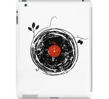 Enchanting Vinyl Records Vintage iPad Case/Skin