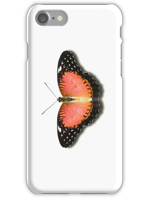 Smartphone Case - Butterfly - Common Lacewing by Mark Podger