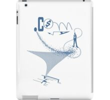 Dot Com Life Style iPad Case/Skin