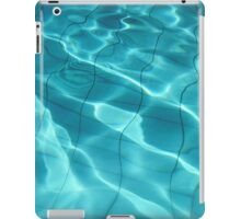 Water Abstract H2O #54 iPad Case/Skin