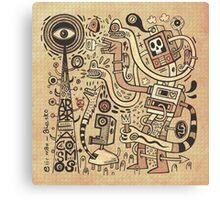 Arbracosmos Canvas Print