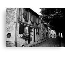 Rue même Canvas Print