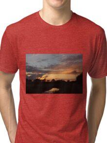 Sunset in September Tri-blend T-Shirt