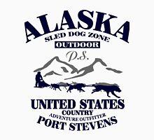 Husky - dog sled  - Alaska  Unisex T-Shirt