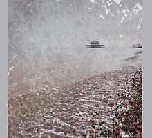 Brighton Beach ipad by jamesdt