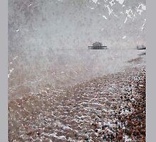 Brighton Beach ipad by jamesdt