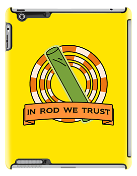 The Simpsons: In rod we trust by dutyfreak