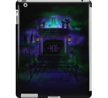 Haunted Mansion Herse Design by Topher Adam for iPad iPad Case/Skin