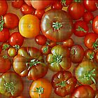 Heirloom Tomatoes by artsandherbs