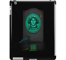 Madame Leota, the spirit we all know and love from the Haunted Mansion by Topher Adam iPad Cover iPad Case/Skin