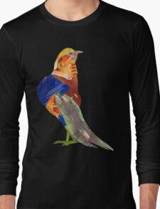 Gold Pheasant Long Sleeve T-Shirt