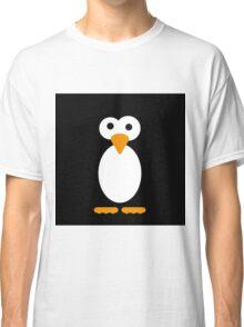 Minimal Penguin Classic T-Shirt