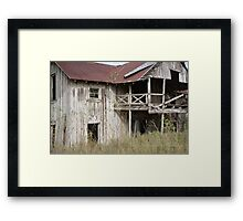 Eagle Ferry Landing Framed Print