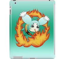 Mieu FIRE! (FULL) iPad Case/Skin