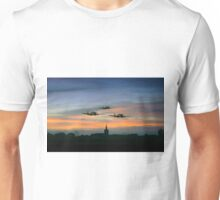 Spitfire Trio  Unisex T-Shirt