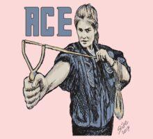 """Ace, 2014""  One Piece - Short Sleeve"
