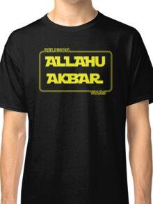 ALLAHU AKBAR Classic T-Shirt