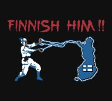 Finnish Him T-Shirt