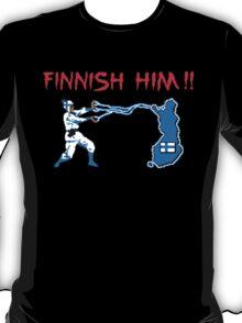 Finnish Him T-Shirt