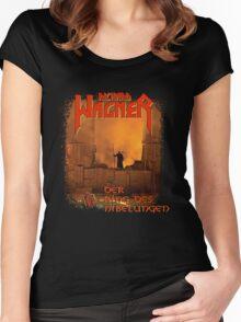 Wagner - Der Ring des Nibelungen Women's Fitted Scoop T-Shirt