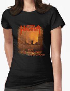 Wagner - Der Ring des Nibelungen Womens Fitted T-Shirt
