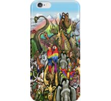 Animals Great and Small iPhone Case/Skin