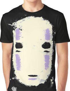 Kaonashi no-face Graphic T-Shirt