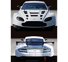 Aston Martin GT4 'Coming and Going' Photographic Print