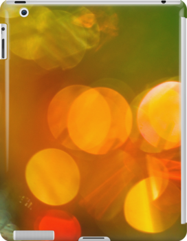 Colorful - iPad case by Silvia Ganora by Silvia Ganora