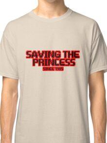Saving The Princess Since 1985 Classic T-Shirt