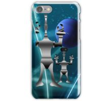 Robo phone iPhone Case/Skin
