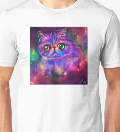 Rainbow kitty Unisex T-Shirt