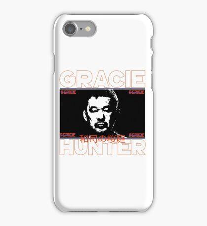 the gracie hunter iPhone Case/Skin