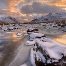 Sligachan at Christmas. Isle of Skye. Scotland. by PhotosEcosse