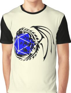 Dungeons and Dragons - Black and Blue! Graphic T-Shirt
