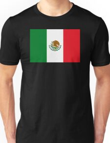 Mexican Flag Unisex T-Shirt