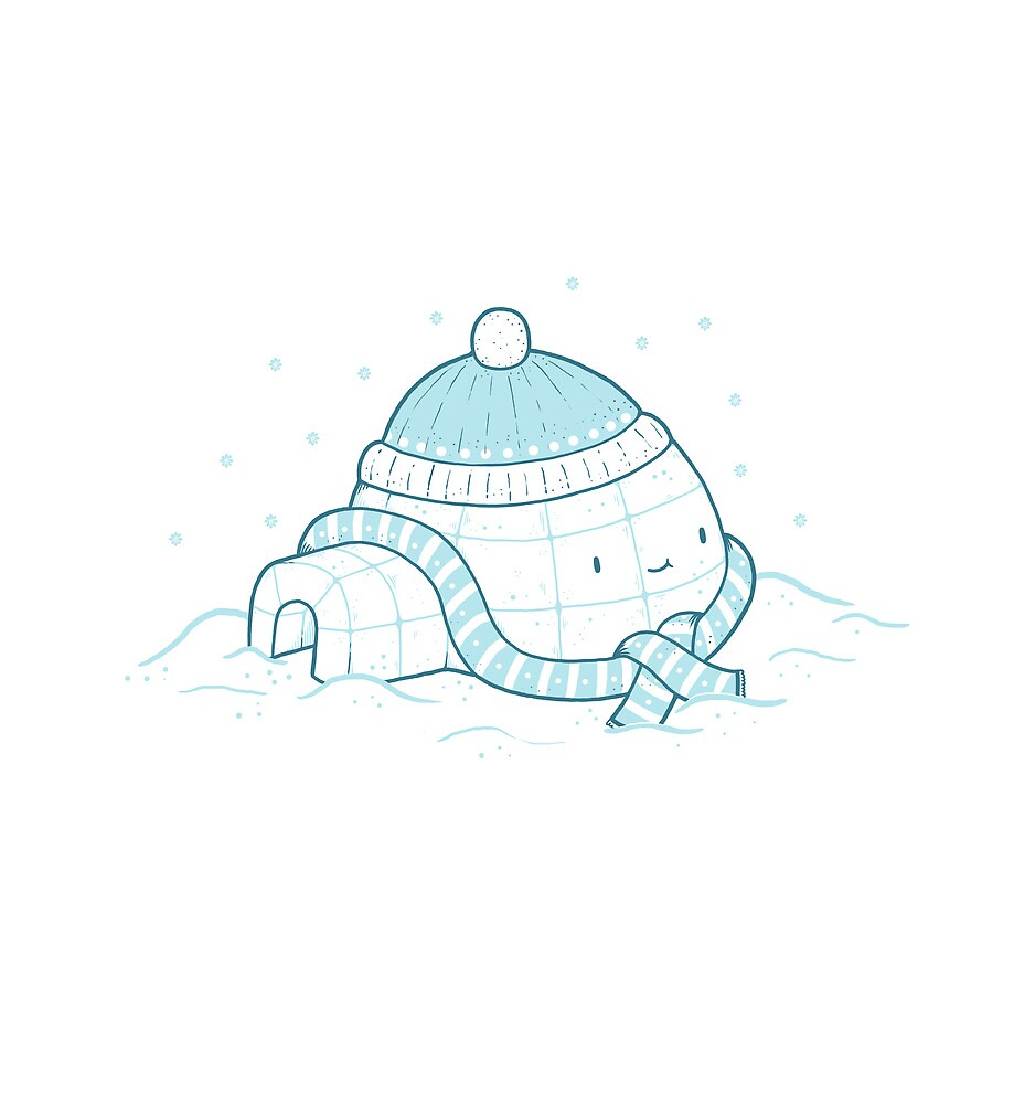 Igloo by Randyotter