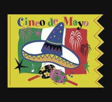Cinco de Mayo One Piece - Short Sleeve