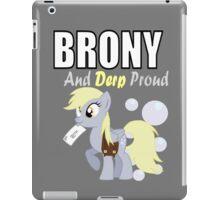 BRONY & PROUD - DH iPad Case/Skin