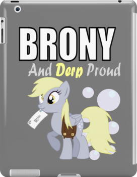 BRONY & PROUD - DH by Pegasi Designs