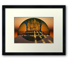 From Wishes To Eternity Framed Print