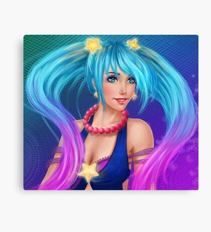 Arcade Sona Canvas Print