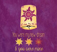 You Were My New Dream by tlcollins402